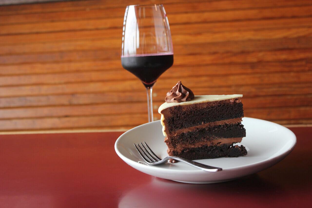 desert cake