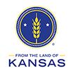 From the land of kansas logo